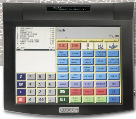 Rsscashregisters Co Uk Cash Register Amp Epos Specialists